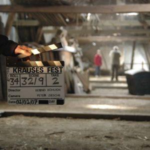 Krauses Fest - Klappe