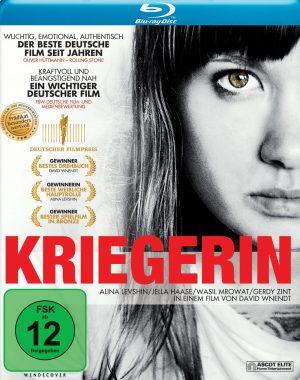 Kriegerin Blu-Ray